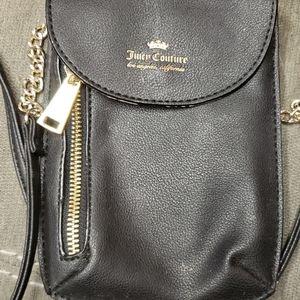 Juicy Couture strap wallet